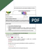 GUÍA DE MATEMÁTICAS SUCESIONES COMPUESTAS-Luz Marina Agamez