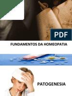 02 - Fundamentos da Homeopatia