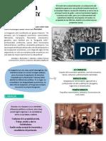 Ficha 3 - Vida de La Burguesía - Siglo XIX.