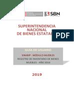 Manual Registro del Inventario 2018