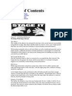 Greg Webb - Working With Stage Thread