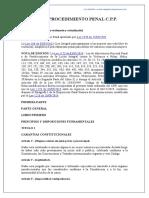Código de Procedimiento Penal (Ley 1970)