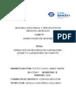 INSPECCION DE SEGURIDAD 7