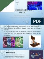 PPT Microorganismos y virus 7°