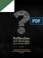 reflexões em biologia da consercação