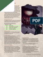 [Subclass] Warlock Patron - The Sightless Seer