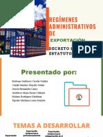 regímenes administrativos de exportación.pptx