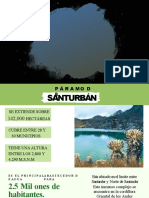 Conflicto con el paramo de Santurbán