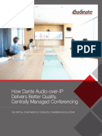 Audinate - How Dante Audio-over-IP Delivers Better Quality, White Paper 2020.pdf