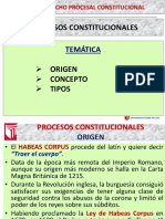 CLASE 05 - Procesos Constitucionales - Derecho Procesal Constitucional - 2020-1.pdf
