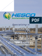 HESCO BIOMASS SYSTEM