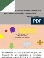 Dadaismo- slides básicos.pdf