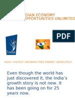 indian economy today