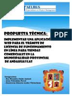 Aufer Victoriano Contreras Caceres-proyeccto Licenweb