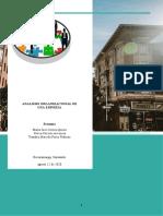 Actividad No. 2 Analisis organizacion de una empresa - GRUPO 5.docx