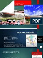 OBSERVACIONES ENCONTRADAS EN LA CONSTRUCCION DEL PUENTE.pptx