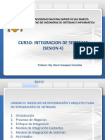 Integracion de Sistemas   sesion 4    virtual  28-06-2020 version 1.0