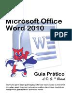 Word 2010 - Iniciando o Word Criar um novo documento. Salvando um Documento.pdf