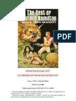 Hamilton, Edmond - Lo mejor de Edmond Hamilton