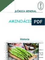 2. AMINOÁCIDOS