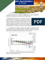 Boletin Agroclimatico Mensual No 03 2020