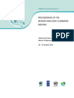 Proceedings of the Seventh Executive Committee Meeting
