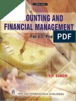 Accountind & Financial Management-YP Singh.pdf