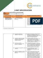 L6U22 Unit Spec 2020