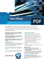 Accuris Networks - Data Offload