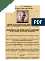 Tyron- Ovni et Extraterrestres Par Yves Naud
