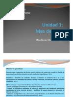 UNIDAD I - ABRIL 3°