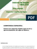 V. ASPECTOS LEGALES DEL AGUA [Autoguardado]