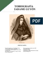 Autobiografía de Madan Guyon Wort