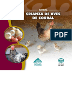Manual de Crianza de aves de corral