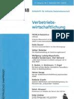 Prokla148_2007 - Verbetriebswirtschaftlichung