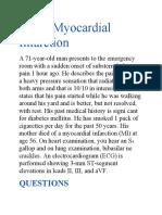 Acute Myocardial Infarction.2020