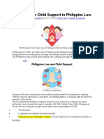 2018 Guide to Child Support in Philippine Law.docx