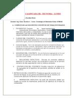 Practica calificada 3 TECNOMA - LUNES