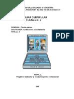 TEXTILE-PIELARIEXI PREGATIREA TESATURILOR SI TRICOTURILOR _