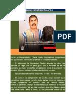 ZACARÍAS HERNÁNDEZ PALAFOX