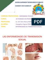 Enferrmedades Transmision Sexual TAREA