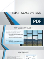 SMART GLASS SYSTEMS