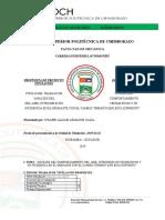 FORMATO DE ANTEPROYECTO DE TRABAJO DE TITULACIÓN 1