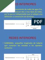 REDES INTERIORES