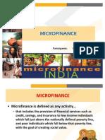Microfinance  Final