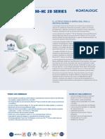 Gryphon I 4500 Healthcare Data Sheet _ Spanish