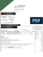 analisis estructural y hidraulica pdf