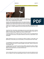 ENFERMEDADES Y LESIONES provocadas por la tecnologia Melendez Gonzalez