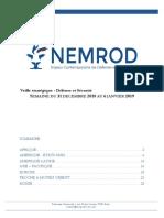 Veille-stratégique-Nemrod-31-décembre-au-6-janvier-2019