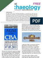 CBA-SW Newsletter #5